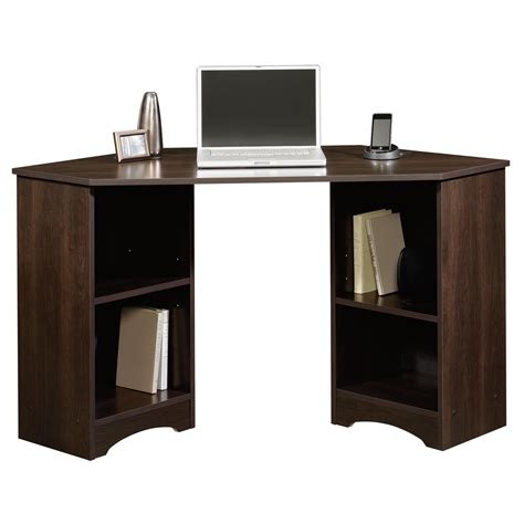 Sauder Beginnings Student Desk Cinnamon Cherry by Beginnings Corner Desk 413073 Sauder