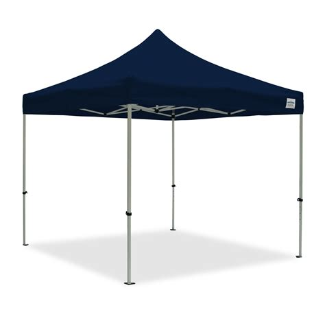 fabric roller shade 10x10 instant canopy kit steel frame caravan