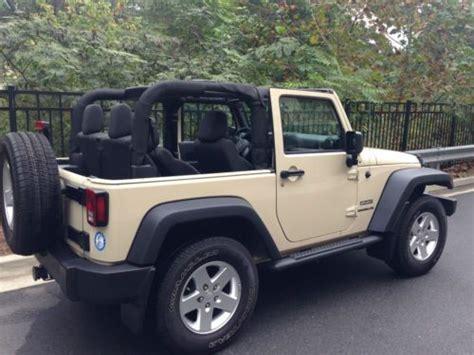 purchase   jeep wrangler sport sport utility