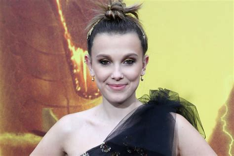 Millie Bobby Brown developing new film about Sherlock ...