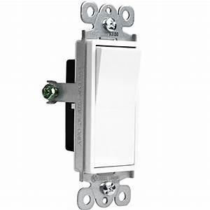 Led Dimmer Switch By Enerlites Rocker Light Switch  Single