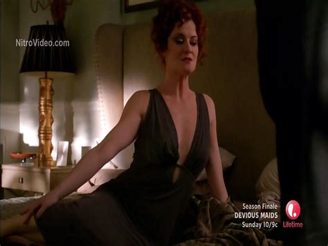 rebecca wisocky nude in devious maids getting out the blood video clip 01 at