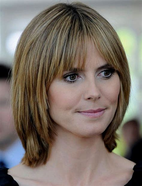 medium length layered hairstyles no bangs hair bob
