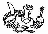 Turkey Wild Coloring Clipart Fork Peeps Thanksgiving Getdrawings Clipartmag Pages sketch template