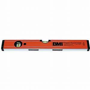 Wasserwaage Mit Magnet : bmi wasserwaage aus aluminium mit magnet l nge 600 mm g nstig kaufen sch fer shop ~ Watch28wear.com Haus und Dekorationen