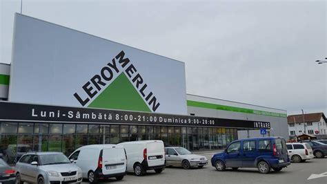 Leroy Merlin Deschide Magazin La Târgu-mureș și Ajunge La