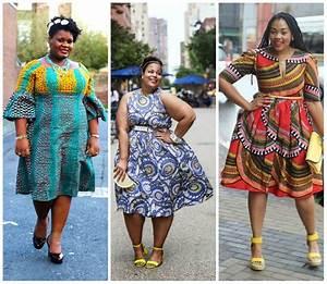 Over The Knee Ankara Dresses For Plus Size Women ...