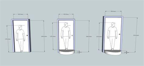 Bedroom Door Dimensions typical size of interior doors
