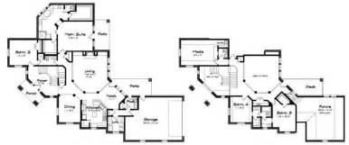 house plans for narrow lots with garage 654080 a great corner lot plan with unique split stairs