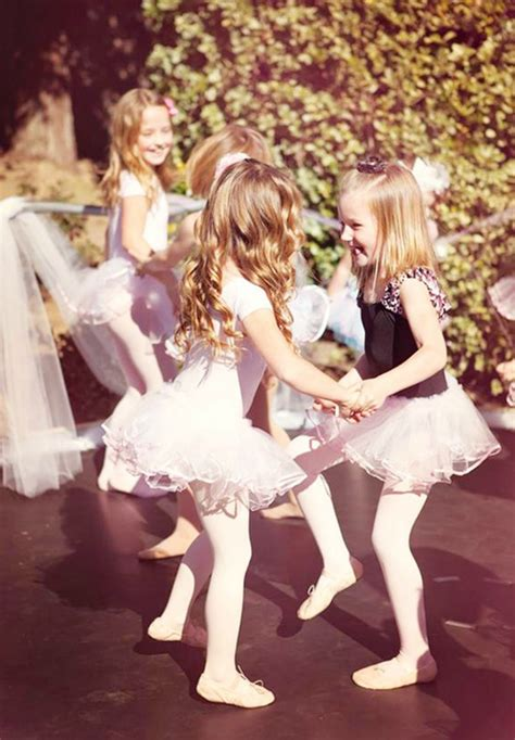 ballerina dance parties perth encore kids parties