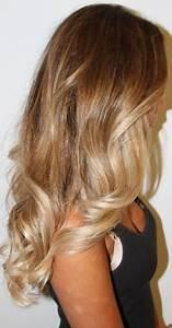 honey blonde ombre hair | Tumblr