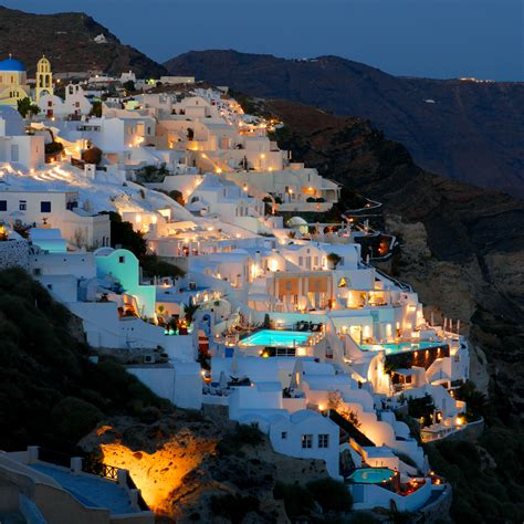 Passion For Luxury Santorini Pools