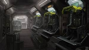 1000+ images about sci-fi interior on Pinterest | Online ...
