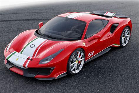 ferrari reveals special edition  pista piloti ferrari auto express