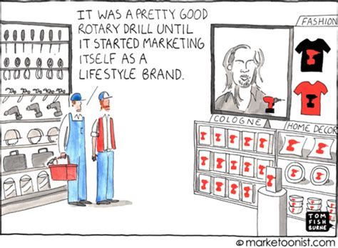 A Brand Is Not A Way Of Life The Fallacy Of Lifestyle Brands