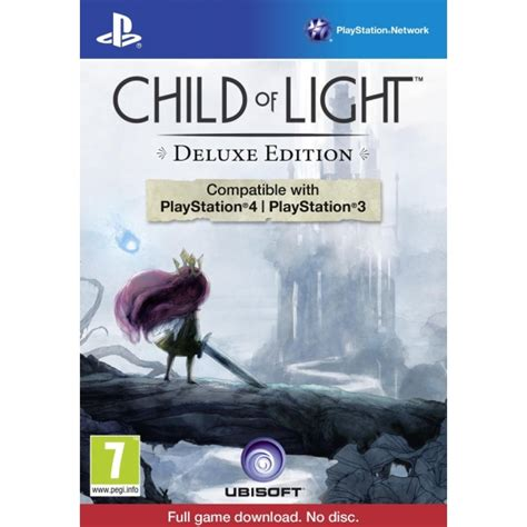 child of light ps4 child of light deluxe edition ps4 ps3 nzgameshop