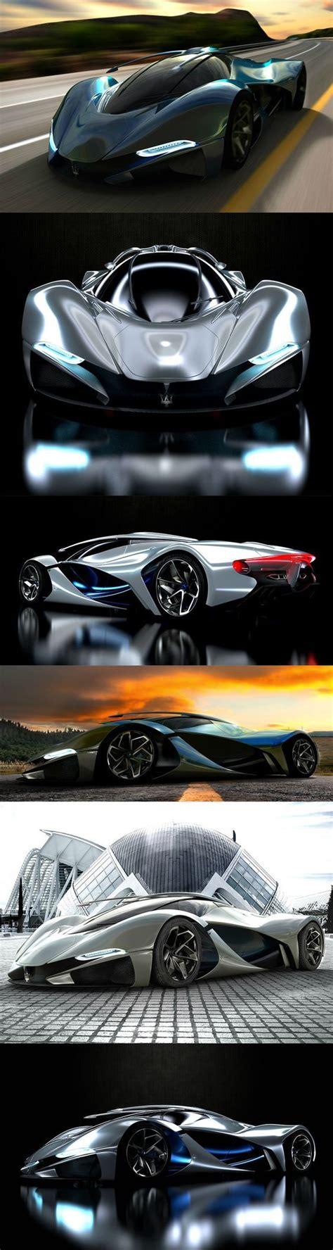 LaMaserati - Concept Car by Mark Hostler … | Concept cars ...
