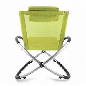 Chaise à Bascule Pas Cher : blumfeldt chilly billy chaise longue de jardin avec accoudoirs transat avec cadre en ~ Teatrodelosmanantiales.com Idées de Décoration