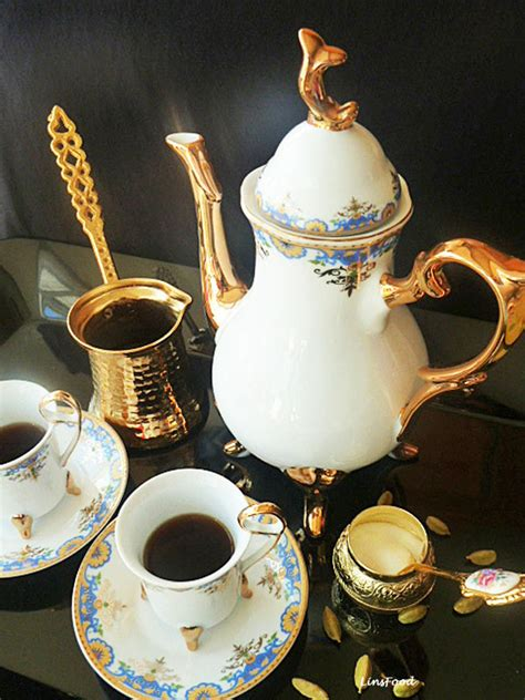 The coffee beans are readily available in arabic supermarkets, souks and even in malls. Arabic Coffee