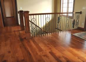 staining wood floors images