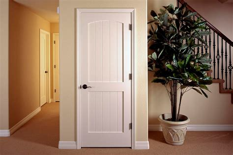 paint grade mdf interior doors  chicago  glenview haus