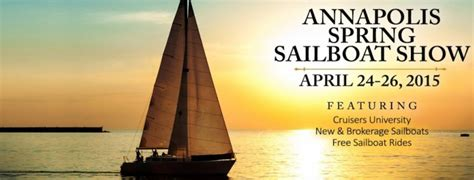 Annapolis Spring Sailboat Show Hours by See Us At The Boat Show Just Marine