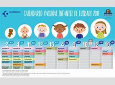Vacunación infantil Infancia y adolescenciaSalud