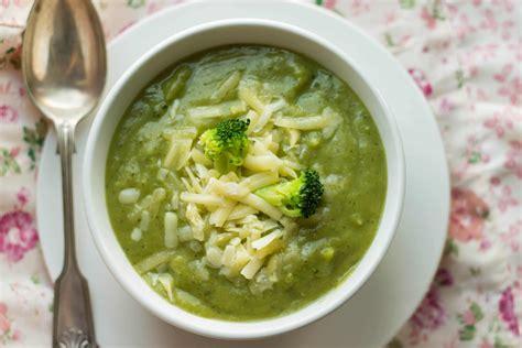 No Cream Creamy Broccoli Soup Errens Kitchen