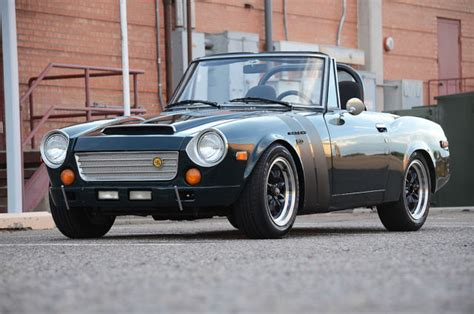 Datsun Roadster 2000 by 1970 Datsun Roadster 1600 Restomod 2000 Stroker Motor For