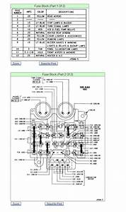 2008 Jeep Wrangler Fuse Box Diagram