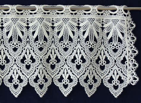 brise bise macram 233 aspect crochet