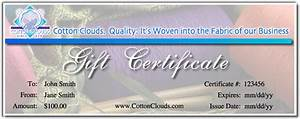 cotton clouds mail order yarns purchase gift certificate With generic gift certificate template