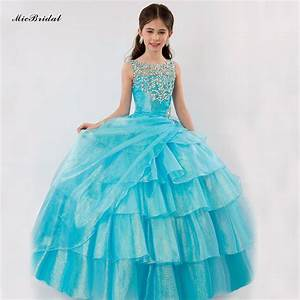 plus size latest beauty junior pageant dresses for little With robe de princesse pour ado