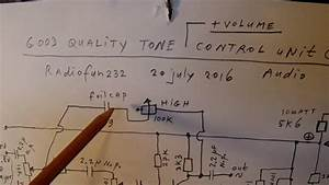 Good Quality Audio Pre Amp With Volume   Bass   High