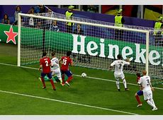 The Champions League final between Real Madrid and