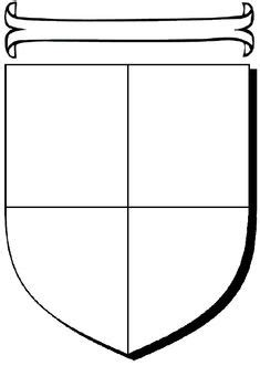 Blank Family Crest Template - Cliparts.co | church camp