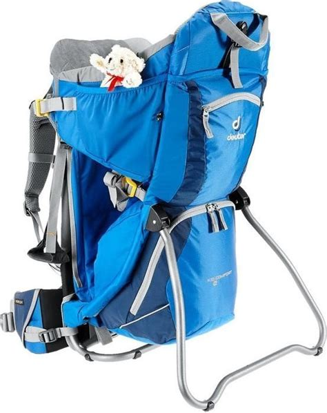 deuter kid comfort ii deuter kid comfort ii kindertrage blau outdoor sport