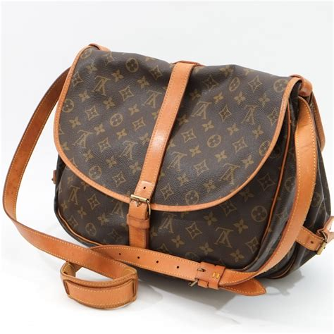 louis vuitton monogram saumur  bag lvjs bags  charmbags  charm