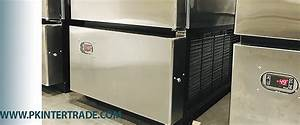 Eutectic Plate Freezer    The Procedure Diagram For Ice Cream Vending  U2013 Pki  U2013 Thailand