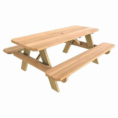 Picnic Table Depot Wood Tables Outdoor Wooden