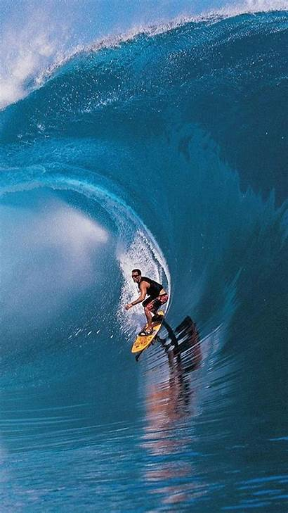 Iphone Surf Surfing Galaxy Vague Wallpapers S6