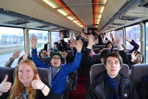 voter mobilization  washington bus