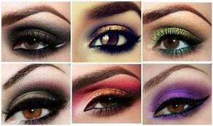 Maquillage Soirée Yeux Marrons : comment maquiller les yeux marron ~ Melissatoandfro.com Idées de Décoration