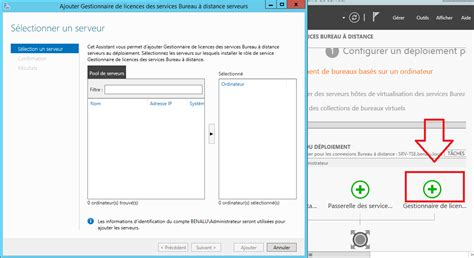 installation d 39 un serveur bureau à distance sur windows