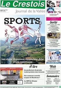 Journal De Demain : journal le crestois m tiers d art gestes de demain ~ Preciouscoupons.com Idées de Décoration