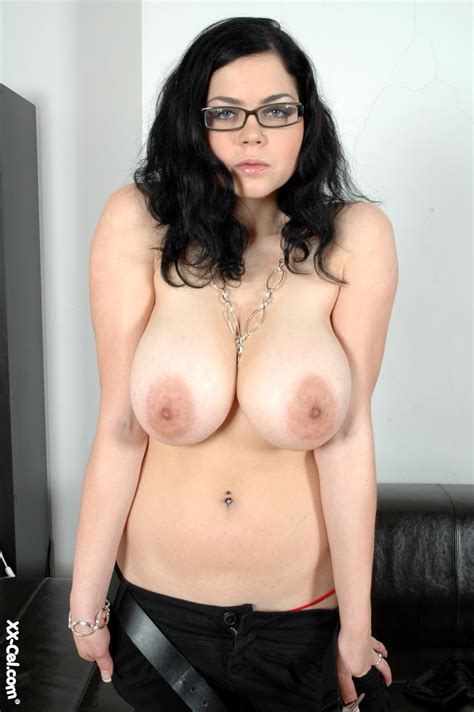 Shione Busty In Glasses