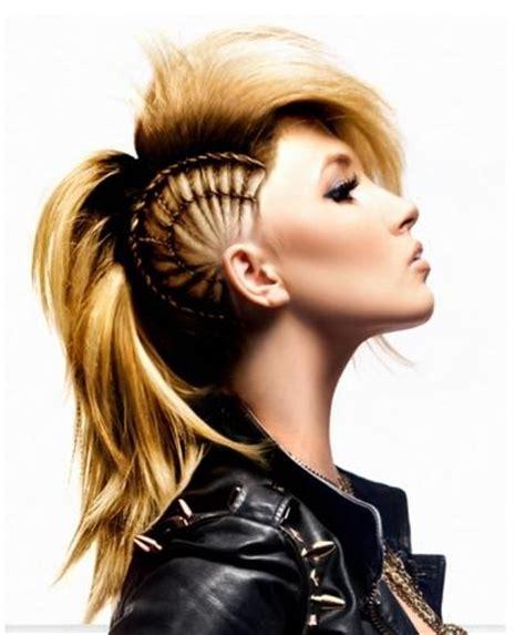 unique hair styles unique pictures