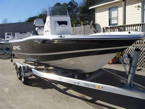 Epic Boats For Sale Georgia by 2016 New Epic 23sc Bay Boat For Sale 41 995