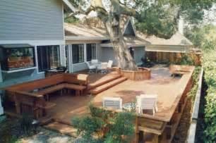 Smart Placement Front Porch Decks Ideas by Smart Placement Back Deck Designs Ideas House Plans 59959