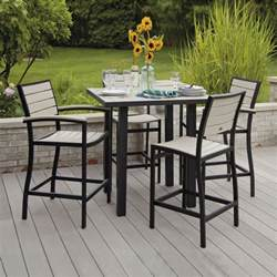 Walmart Patio Chairs Canada by Furniture High Bar Table Set Image Bar Stool And Table